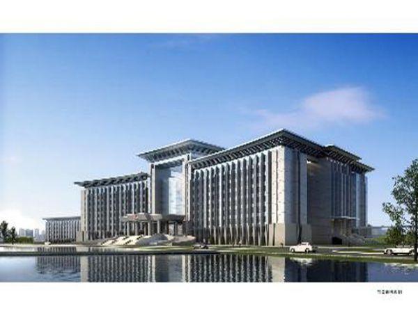 安庆市东部新城综合写字楼