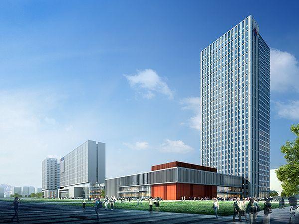 天津中石油总部大楼