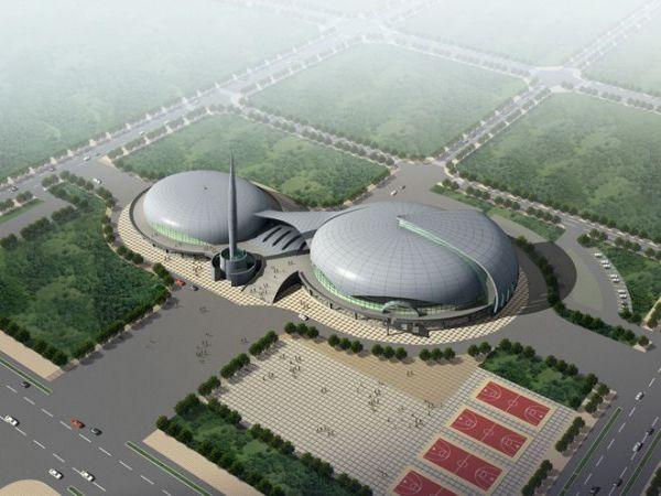 阿拉善盟体育馆